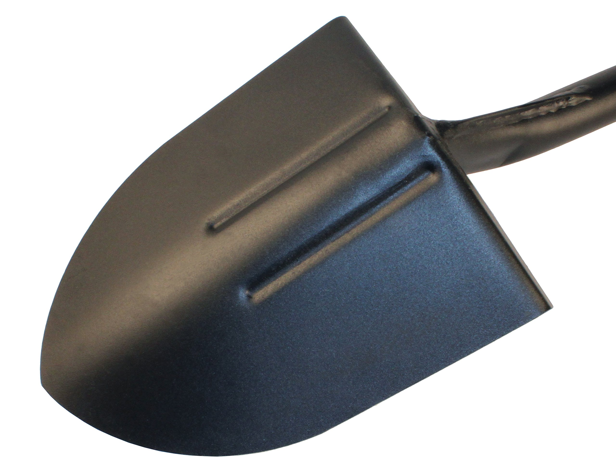 Bully Tools 72515 14-Gauge Round Point Shovel with American Ash Long Handle by Bully Tools (Image #3)