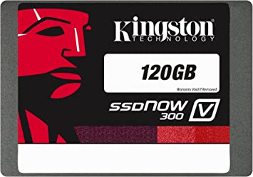 "New V300 SSD For Kingston 120GB 2.5/"" Internal Solid State Drive SV300S37A//120G"