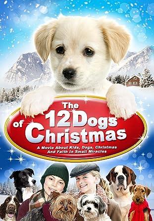 12 Dogs Of Christmas.Amazon Com 12 Dogs Of Christmas Dvd Movies Tv