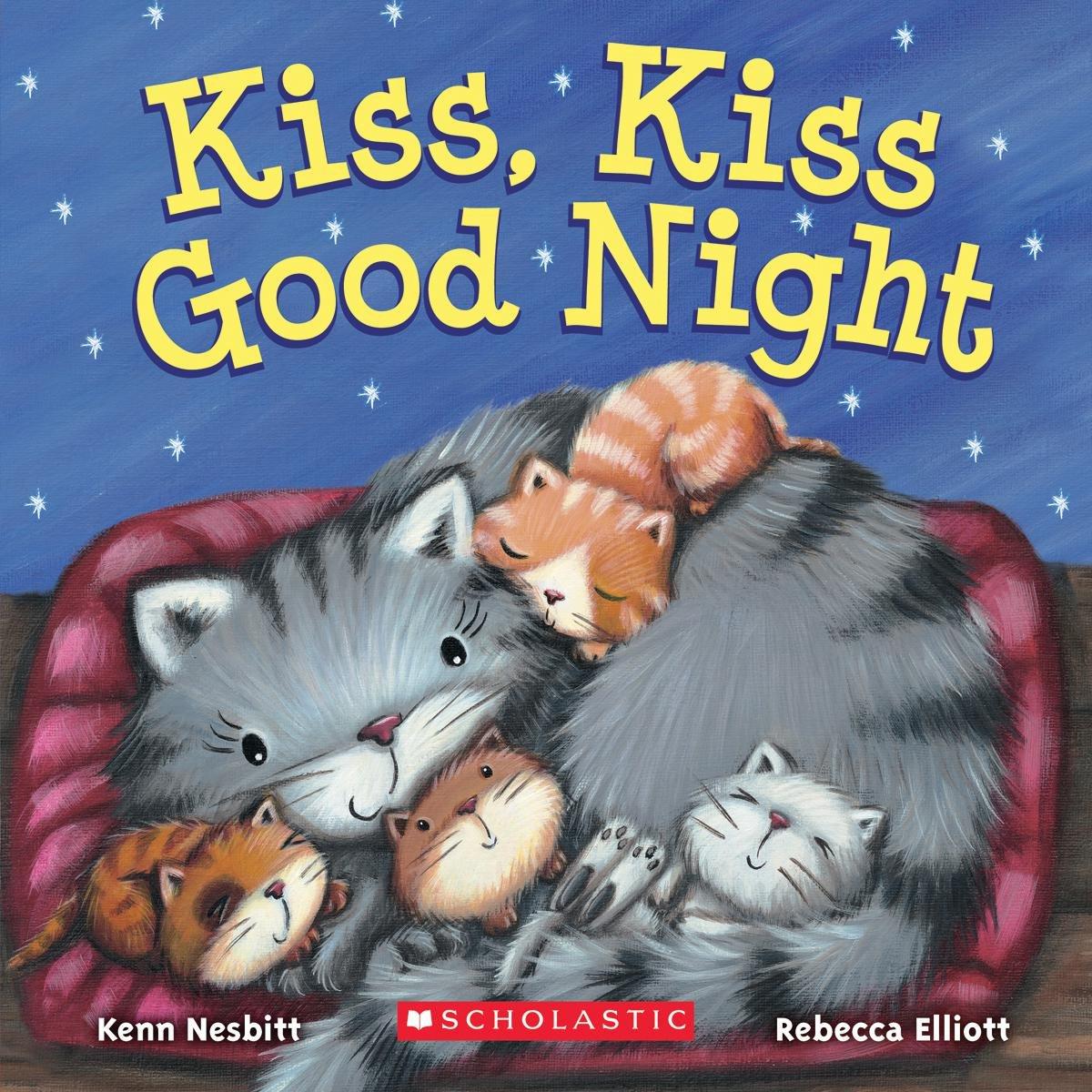 Good Night Kiss Cartoon Images