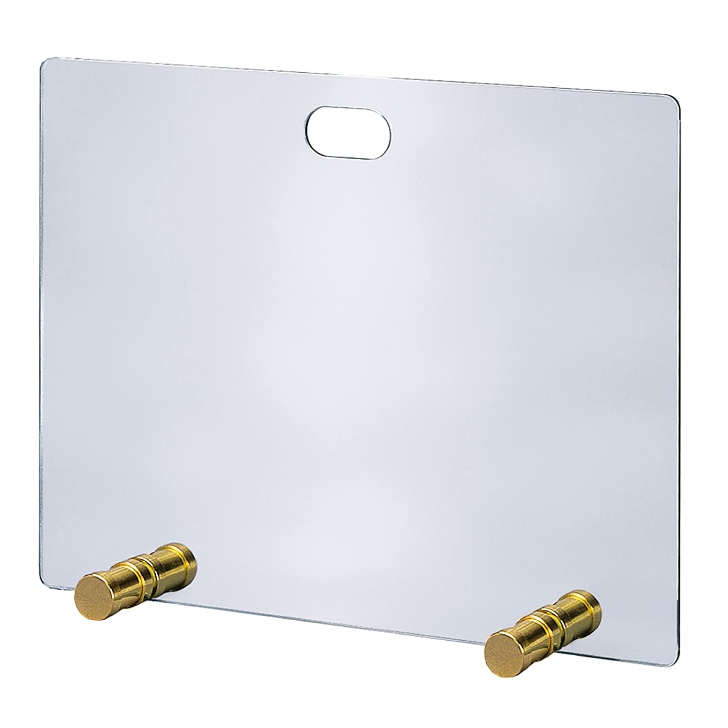 new curved clear glass fire guard glass firescreen amazon co uk