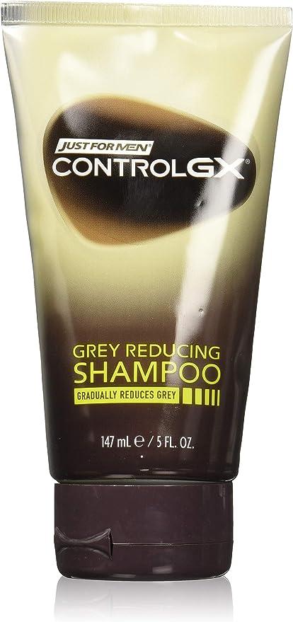 Just for Men Control GX Champú para hombres para reducir las canas (147ml) (3 unidades)