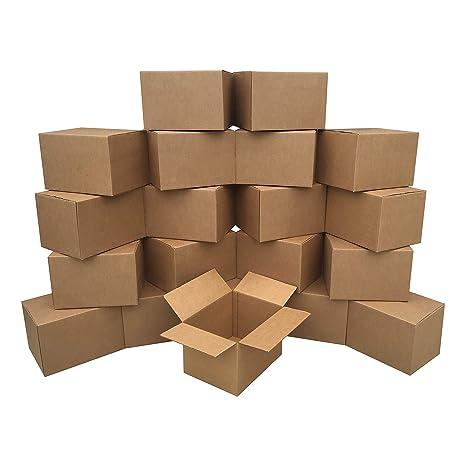 Amazon.com: AmazonBasics - Cajas de mudanza (tamaño pequeño ...