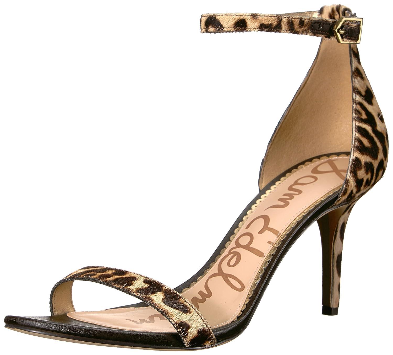 Sam Edelman Women's Patti Dress Sandal B07C9H1YLF 7.5 W US|Sand
