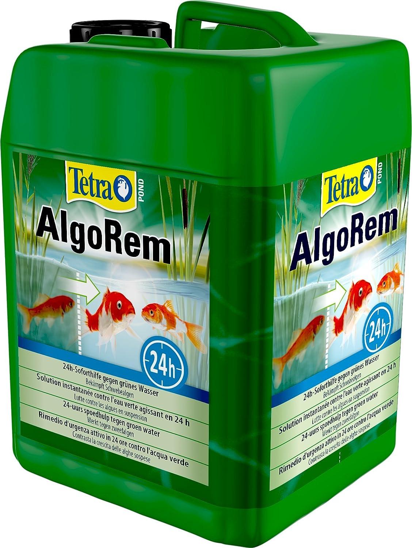 Tetra Pond AlgoRem Poissons eau froide, Bidon de 3 litres: Amazon.fr ...