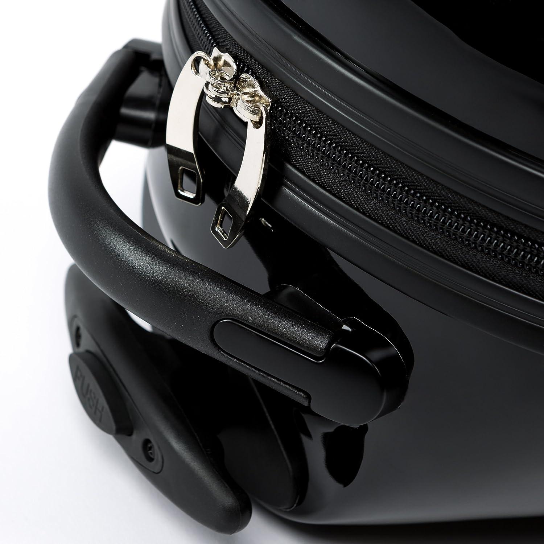 FERG/É/® 1x trolley enfant /& 1x sac /à dos LadyBird Valise pour enfants Valise bagage /à main avec roulettes multicolour