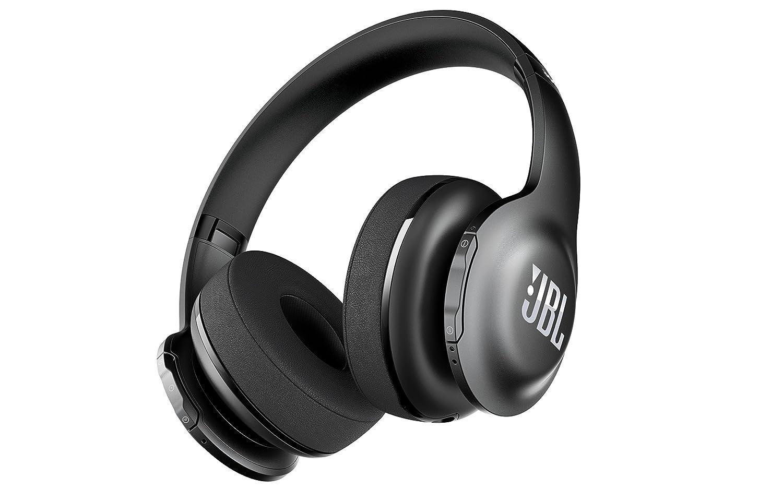JBL Everest 300 - Auriculares de Diadema Cerrados (Bluetooth, Jack 3.5 mm, 10 Hz-22 kHz, 100 dB), Color Negro: Amazon.es: Electrónica