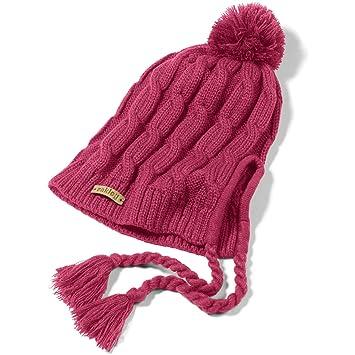 1ac1227e05bfd5 Oakley allée earflap beanie bonnet pour femme Taille unique Rouge - Prune