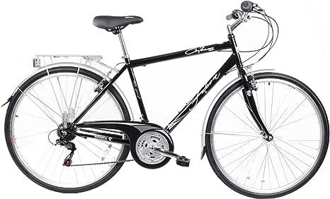Falcon - Bicicleta híbrida para Hombre, Talla L (173-183 cm), Color ...