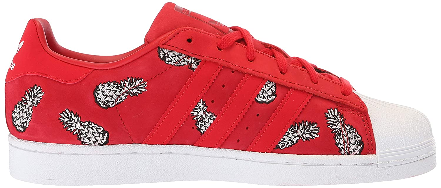 Adidas-Superstar-Women-039-s-Fashion-Casual-Sneakers-Athletic-Shoes-Originals thumbnail 7