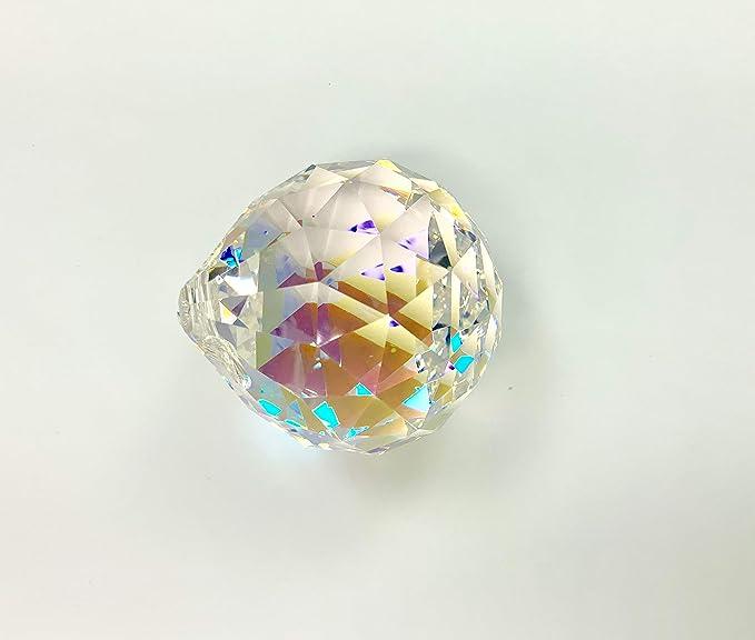 HZYG Natural Crystal Tube Opal Hexagonal Prism Design Hand Sanding Technology 3 Filters and 1 Brush.