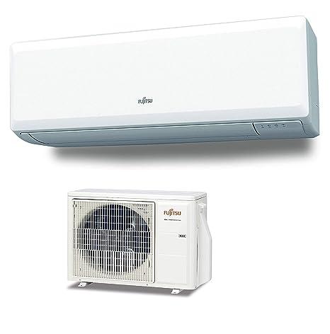 Fujitsu - Aire acondicionado ASY35UIKP Split Pared Inverter ...