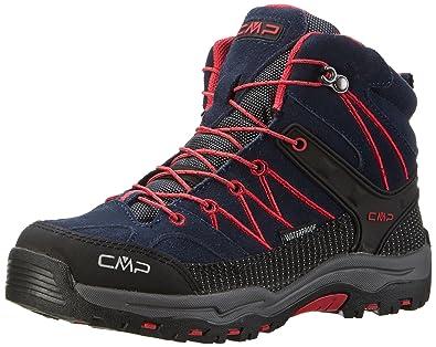 Rigel Cmp Mid Trekkingamp; Wp WanderstiefelBlaublack Unisex Eu Blue41 bf76yg