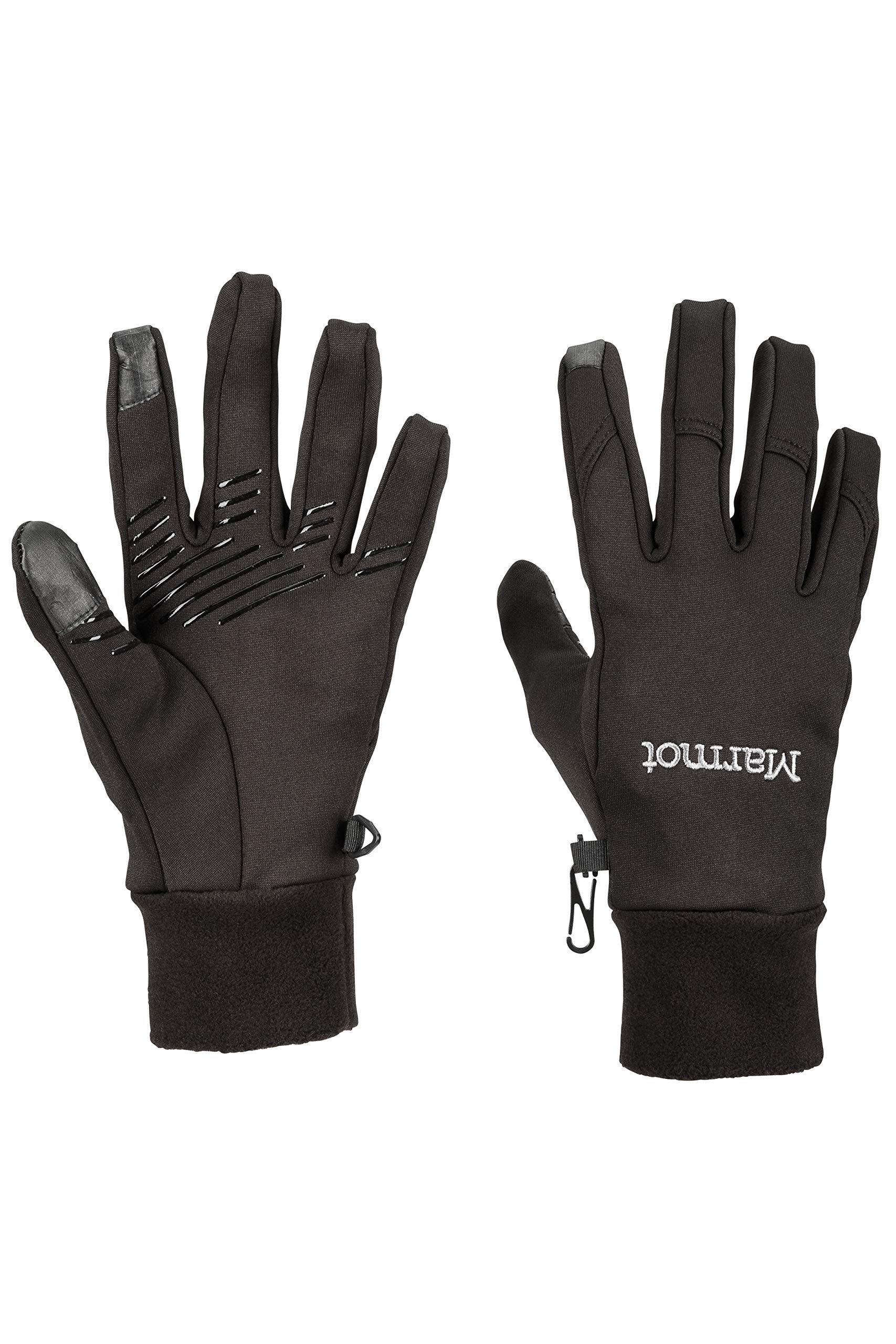 Marmot Women's Connect Glove, Black, Medium