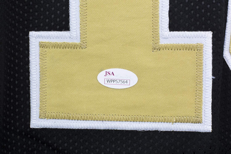 Michael Thomas Signed Custom Black Pro Style Jersey JSA ITP