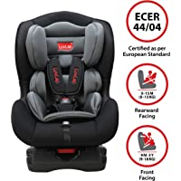 Luvlap Joy Baby car seat - Black and Grey