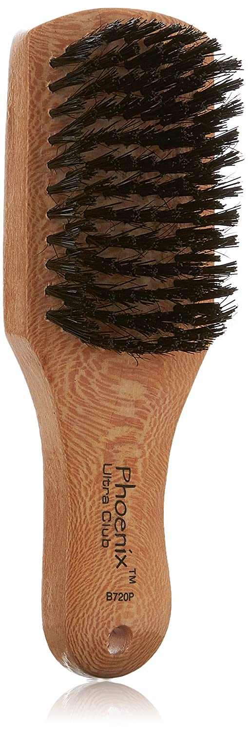 Luxor Pro Club Collection Natural Boar Pheonix Ultra Club Brush 736658272062