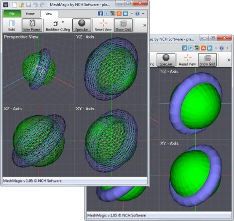 MeshMagic 3D Free 3D Modeling [Download] on
