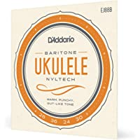 D'Addario EJ88B struny ukulele Nyltech Baritone