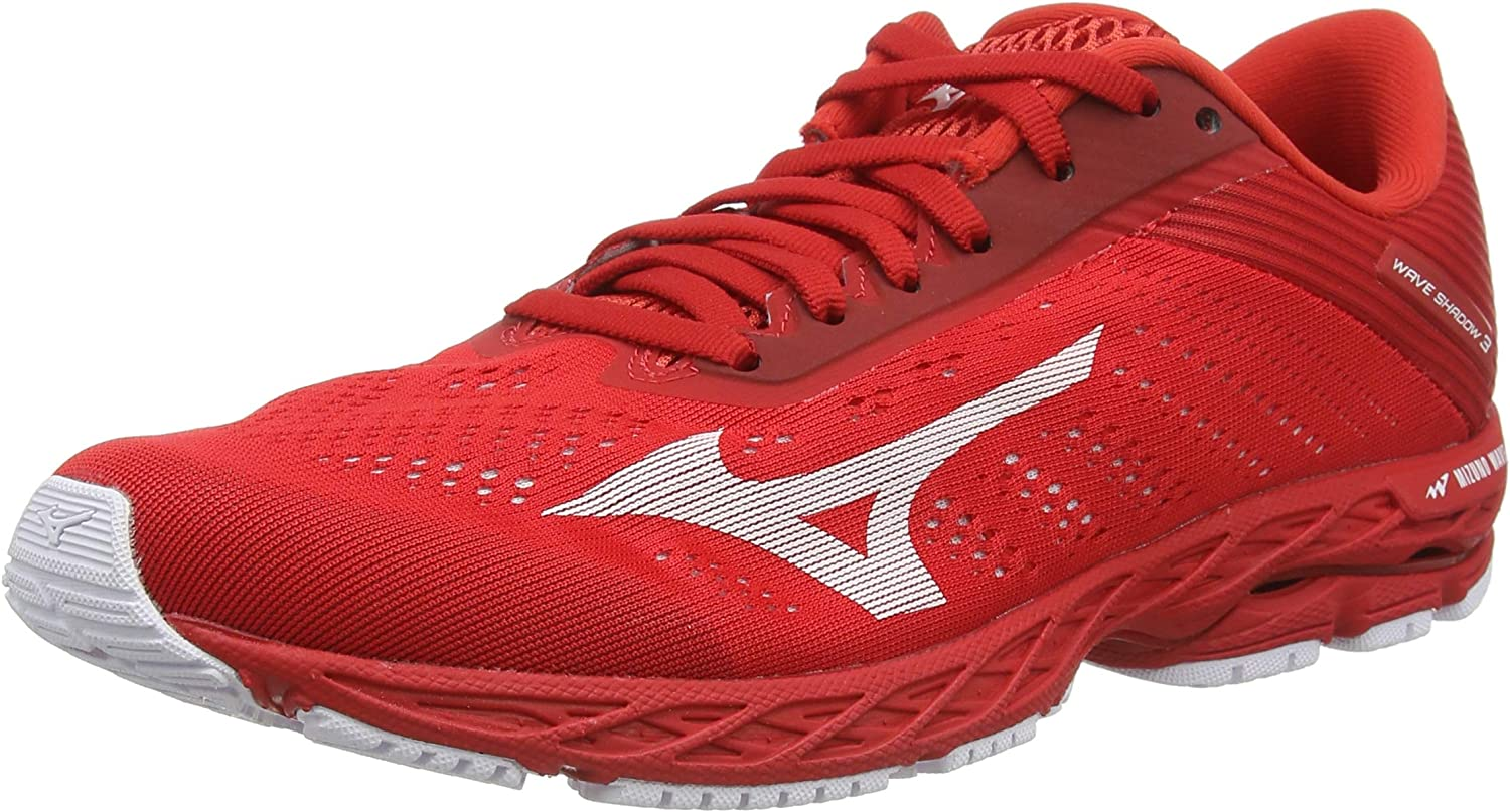 Mizuno Wave Shadow 3, Zapatillas de Running para Hombre: Amazon.es: Zapatos y complementos