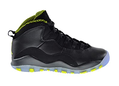 ec8f1ae32582 Air Jordan 10 Retro (GS)  quot Venom Green quot  ...