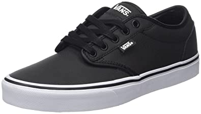 Atwood Men US 7 W Black Skate Shoe