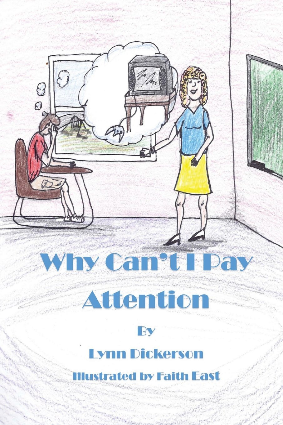 Read Online Why Can't I Pay Attention?: Kids With Attention Deficit Disorder pdf epub