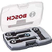 Bosch Professional 4-delige Set Invalzaagbladen Starlock Best of Heavy Duty (voor hout en ongehard metaal, Starlock Max…