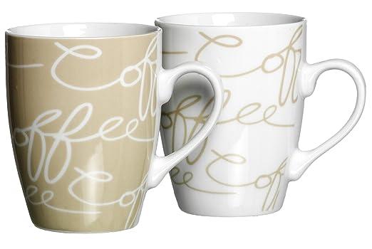 2 opinioni per Ritzenhoff & Breker 032178 Cornello Creme- Set di 2 tazze da caffè