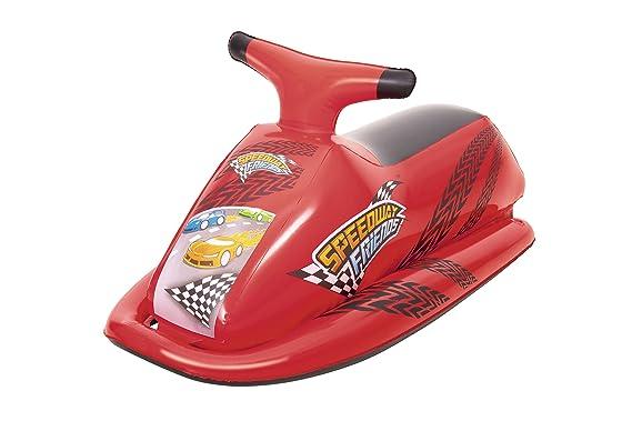 Moto de Agua Hinchable Bestway Race Rider: Amazon.es: Juguetes y ...