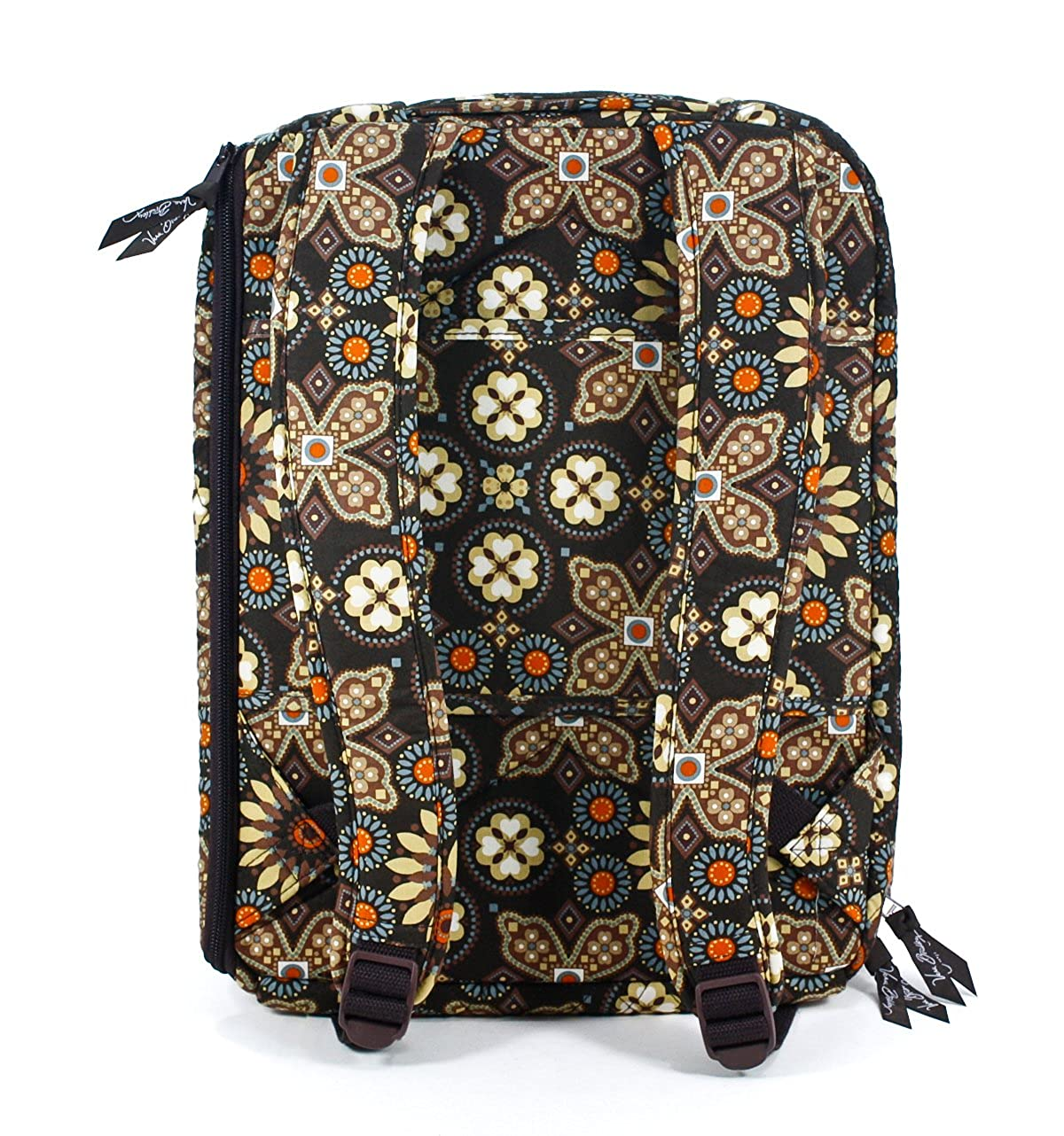 4b0ea111bc Amazon.com  Vera Bradley Laptop Backpack in Canyon  Computers   Accessories