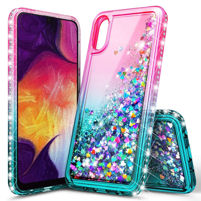 Funda para Samsung Galaxy A50 Glitter LOVEMECASE [7V6YTHLB]
