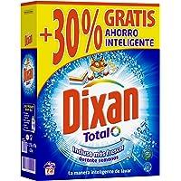 Dixan Detergente Polvo - 72 Lavados (3,96 Kg)