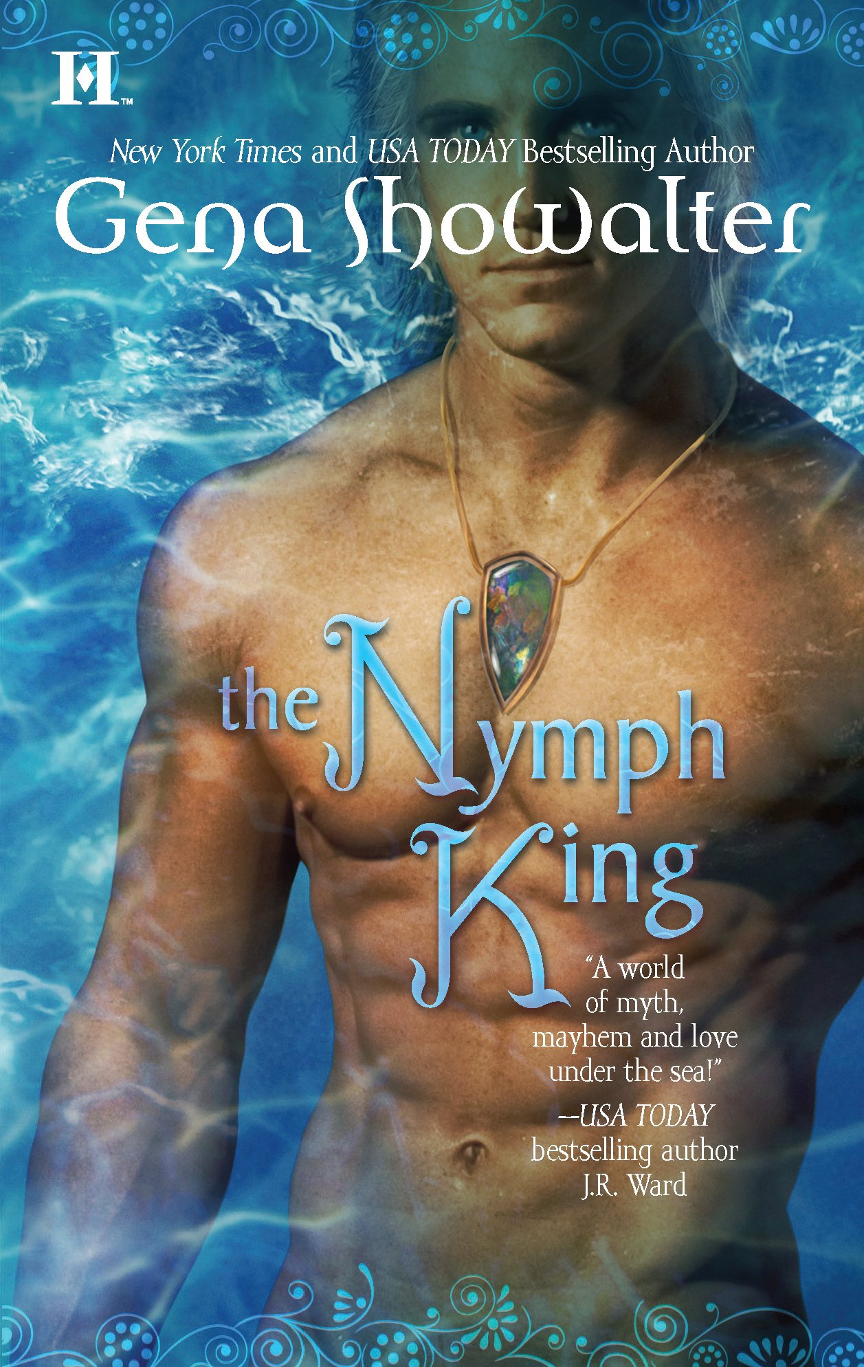 The Nymph King Atlantis 3 By Gena Showalter