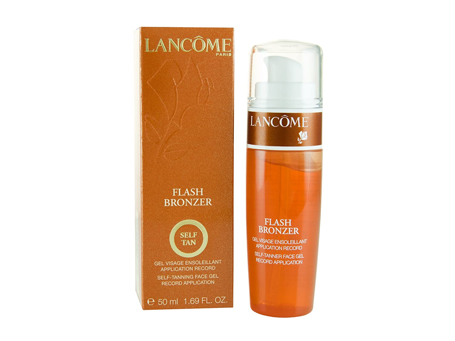 lancome self tanner face