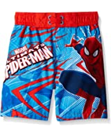 Marvel Boys' Spiderman Trunk - Toddler