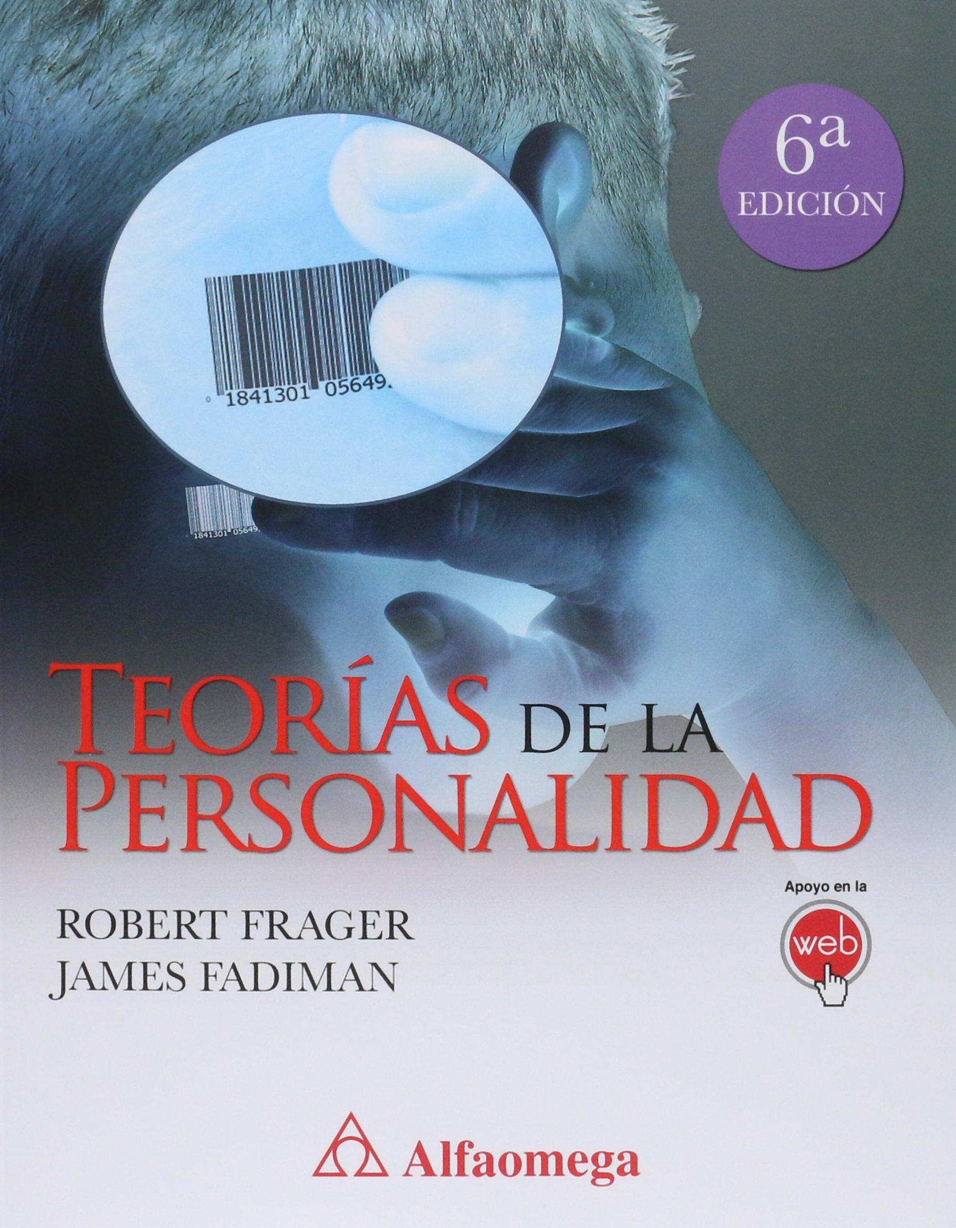 Read Online Teorías De La Personalidad (Spanish Edition) PDF