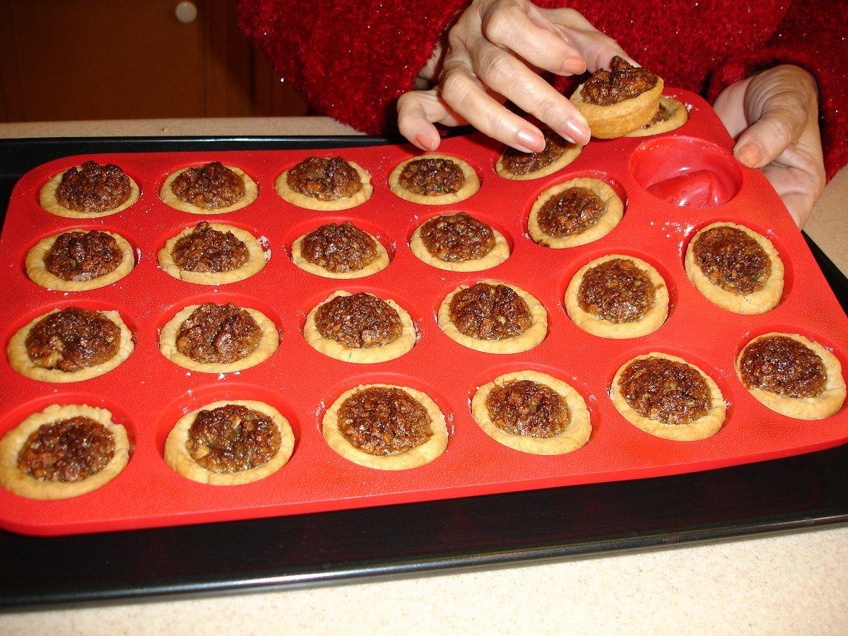 Mini Muffin Silicone