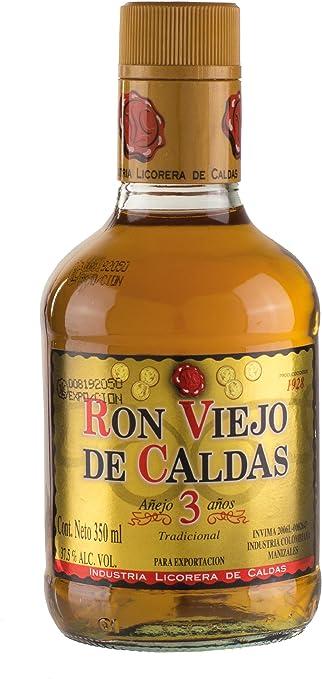 Viejo de Caldas Ron, 1er Pack (1 x 350 ml): Amazon.es ...