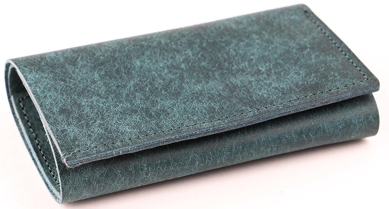 エムピウ ストラッチョ straccio コンパクト財布 三つ折り財布 リスシオ ブッテーロ 財布 m+ B075845BP1 プエブロオーシャン プエブロオーシャン