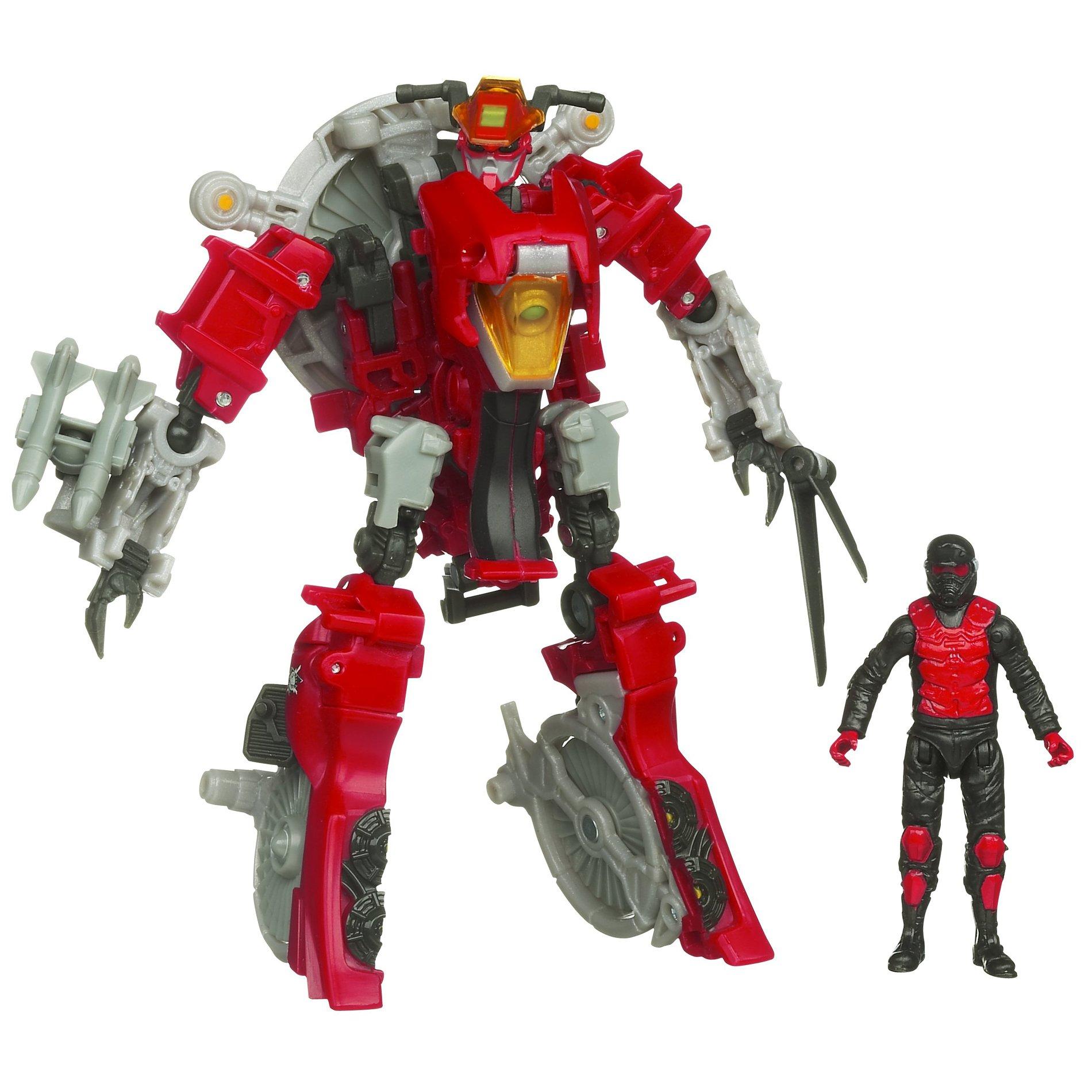 Transformers Dark Of The Moon Mechtech Human Aliance Reverb and Sergeant Detour