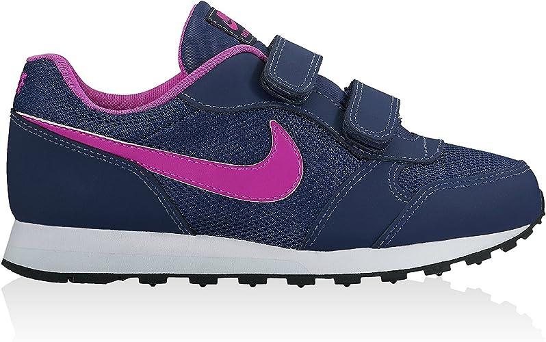 Nike 807320-401, Zapatillas de Trail Running para Niñas, Azul ...