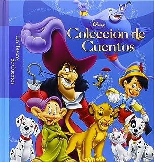 Disney Tesoro de cuentos: Coleccion de cuentos (Un tesoro de cuentos / A Treasure