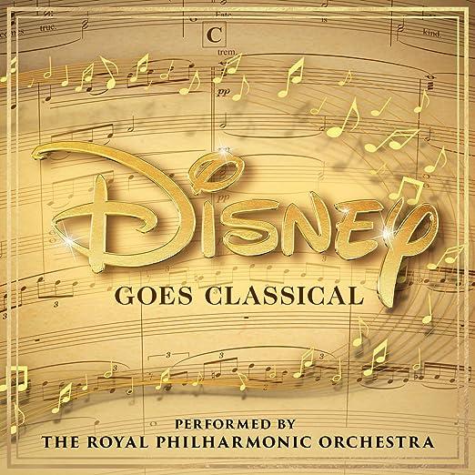 Disney Goes Classical [LP]