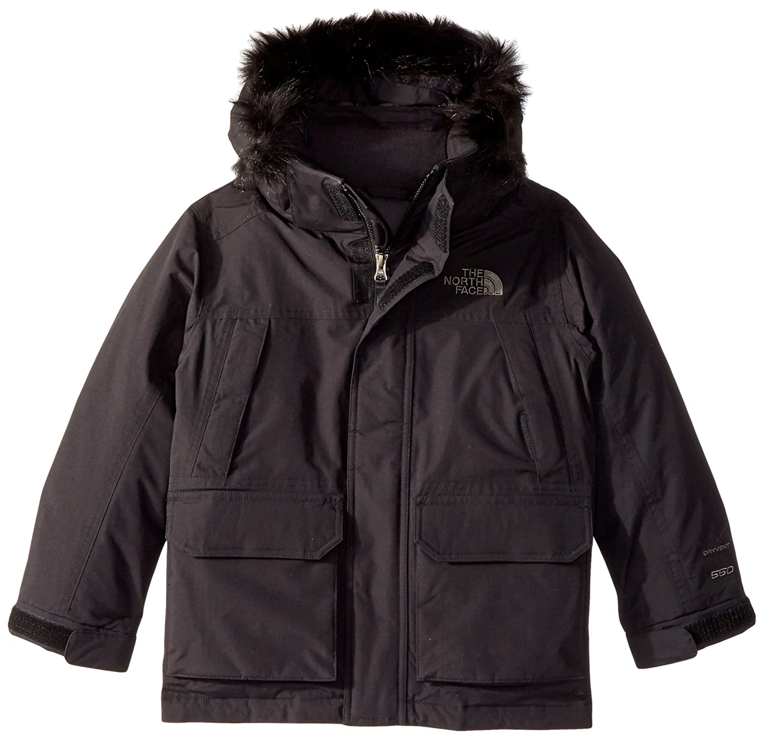 caa2a7829 The North Face Big Boys' McMurdo Down Parka (Sizes 8 - 20)