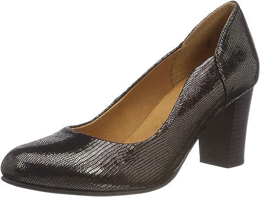 TALLA 38.5 EU. CAPRICE 22403, Zapatos de Tacón para Mujer