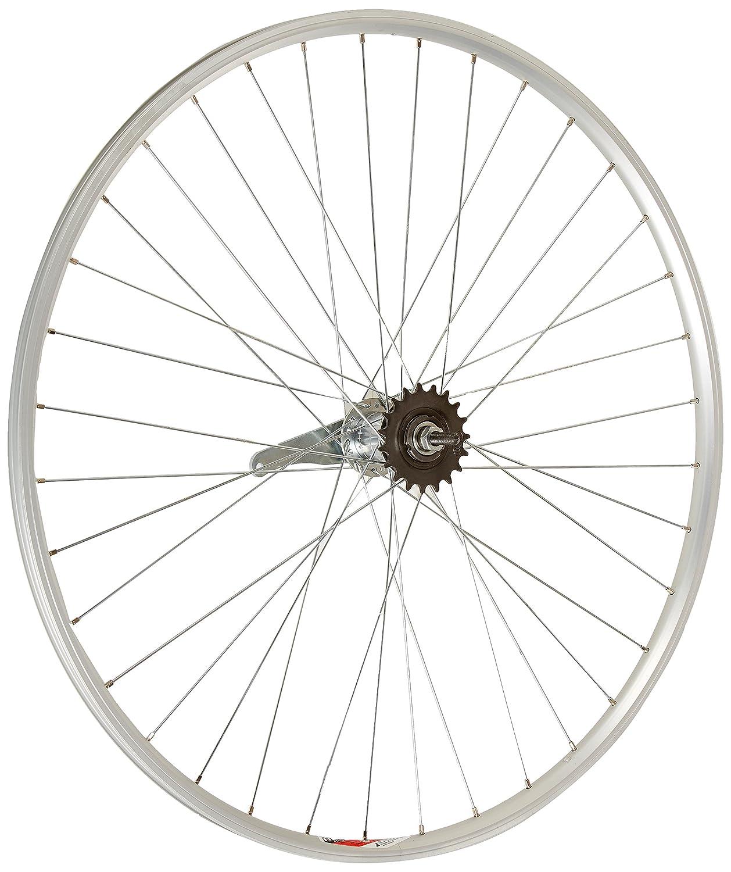 Sta-Tru Silver Alex RP15F 36H Rim Rear Wheel 700X25