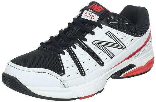 dd7c11d1 Amazon.com | New Balance Men's MC656 Tennis Shoe | Tennis & Racquet ...