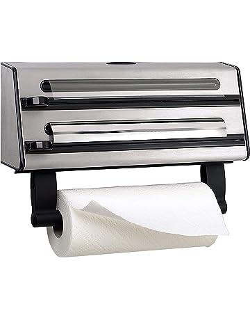 Amazon.es: Portarrollos de papel de cocina: Hogar y cocina