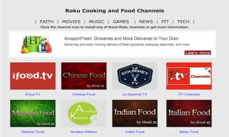 Amazon com: Roku Channels Launcher: Appstore for Android